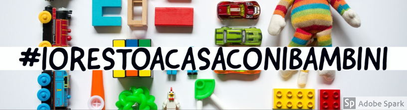 #iorestoacasaconibambini