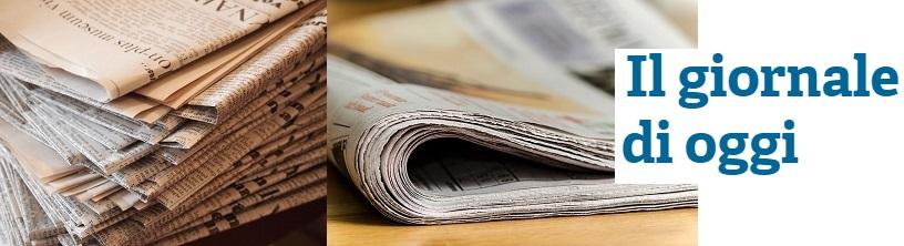 Il giornale di oggi