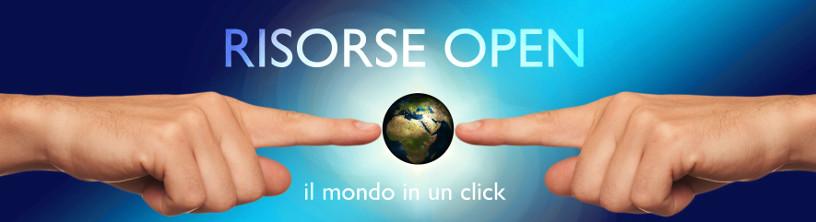 Scopri le risorse Open