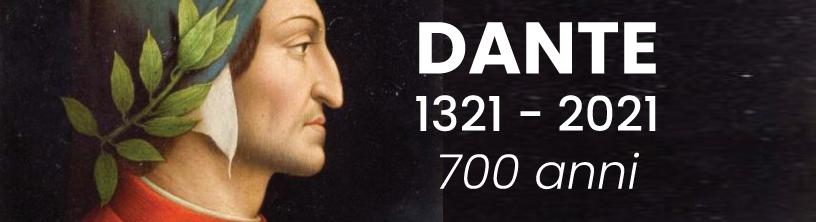 Dante - 700 anni dalla sua morte