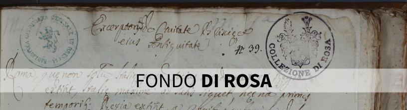 Fondo Di Rosa