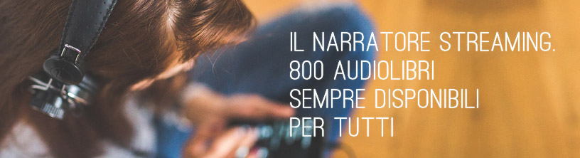 Audiolibri Il Narratore